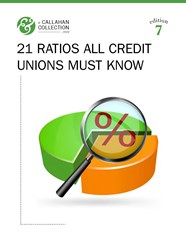 21 Ratios All Credit Unions Must Know