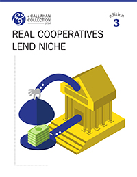 Real Cooperatives Lend Niche
