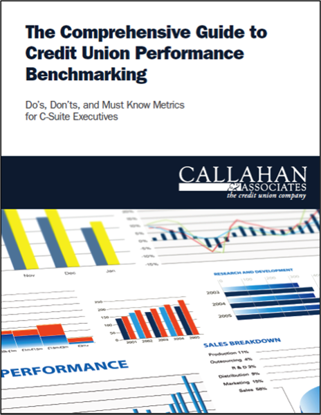 Credit Union Performance Benchmarking