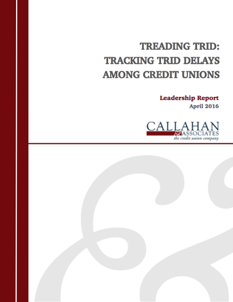 Tracking TRID Delays Among Credit Unions
