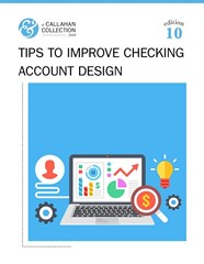 Tips To Improve Checking Account Design